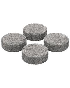 Ovaj Set malih jastučića za koncentrate služi za vaporiziranje voskova i ulja u vaporizerima Crafty i Mighty ili uz pomoć Adaptera za kapsulu za doziranje