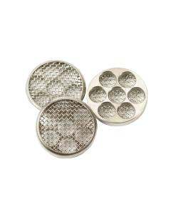 Ovi Filteri za vaporizere IOLITE umeću se u komoru za punjenje i sprječavaju upadanje čestica bilja u usnik