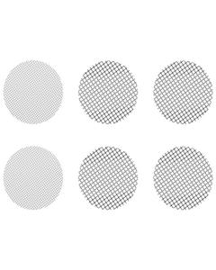 Ovaj Set malih miješanih filtera sadrži 4 gruba filtera i 2 obična filtera koji odgovaraju vaporizerima Crafty, Mighty i Adapterima za kapsule za doziranje