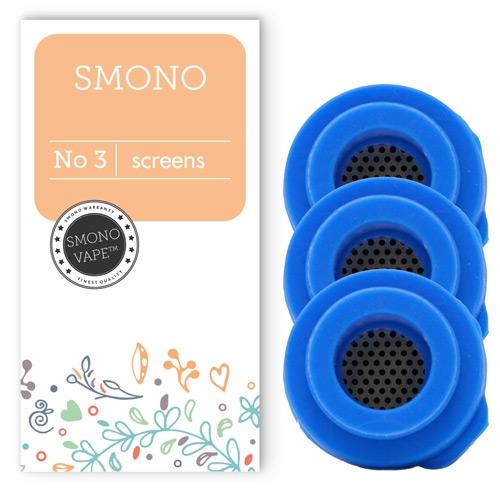 Osigurajte čistoću svoje pare redovitim mijenjanjem Filtera u svom vaporizeru Smono 3